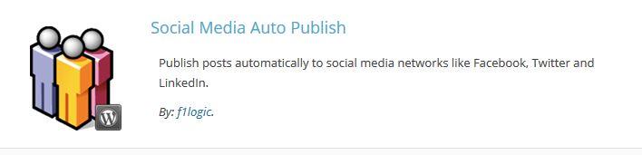 SOCIAL MEDIA AUTO PUSH