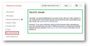 hostgator security-issues, google